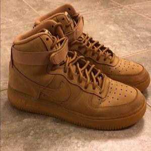 pretty nice 04b95 89366 nike air force 1 high wheat 2015 Nike Air Max 90 Hyperfuse ...